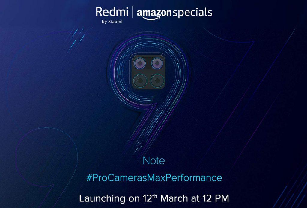 Redmi Note 9 Series Launch