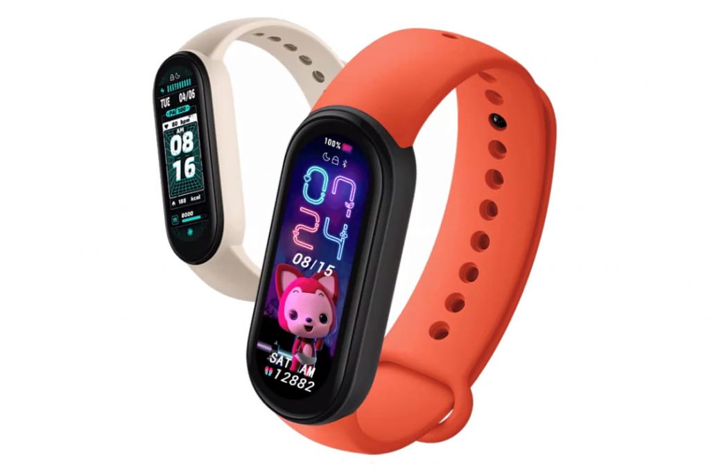 Mi Band 6 Price and Features